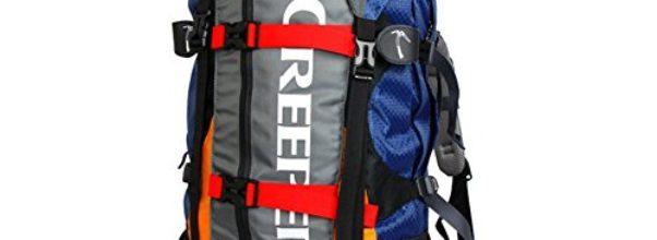 iisport® Wanderrucksack 60L Backpacker Rucksack wasserdichter Trekkingrucksack