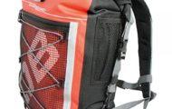 OverBoard wasserdichter Rucksack 30 L PROSPORT Rot