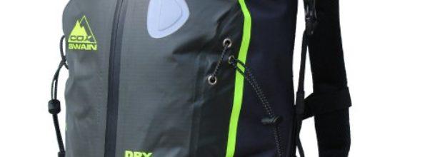 COX Swain 30L super leichter wasserdichter Outdoor Rucksack Packsack für Fahrrad, Wassersport etc., Farbe: Grey