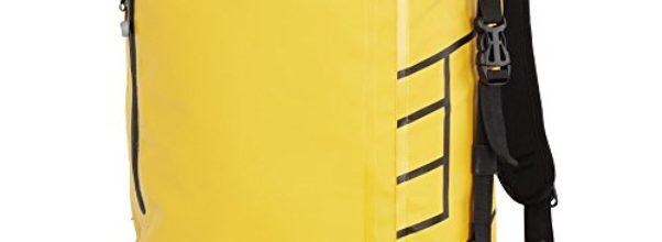 Snickers Wasserdichter Rucksack Rückensupport 9610, Farbe:gelb