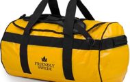 The Friendly Swede wasserfeste Reisetasche - Seesack, Duffle Bag