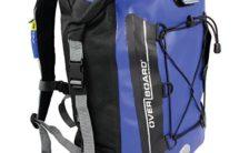 OverBoard wasserdichter Rucksack 30 L PREMIUM Blau