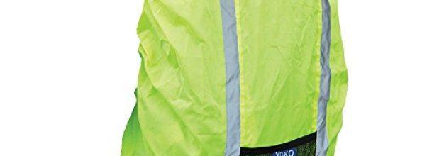 YOKO - Wasserdichte Rucksack-Hülle 'High Visibility' / Hi-Vis Yellow, Einheitsgröße